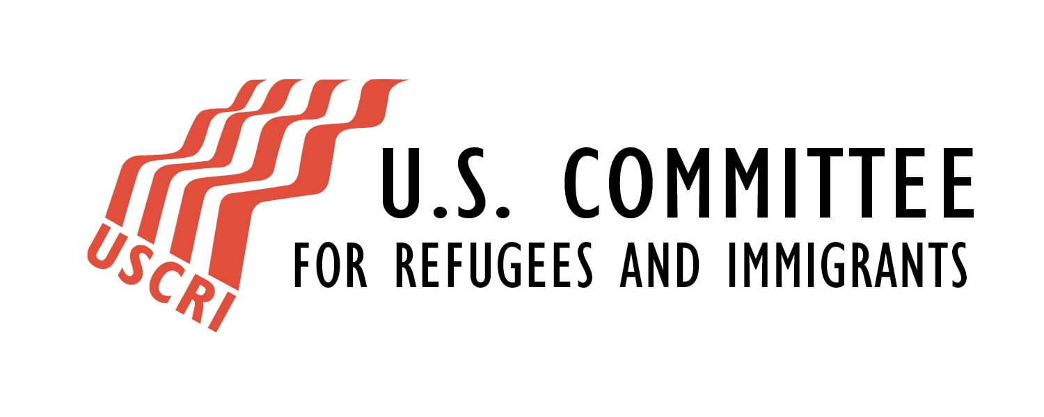U.S. Committee for Refugees and Immigrants Logo