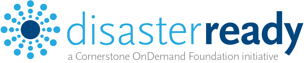 DisasterReady Logo
